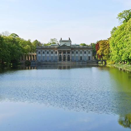 תמונה לסיור ארמונות ופארקים בוורשה 450_450