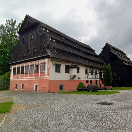 מוזיאון לנייר בדושניקי