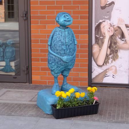 תמונה לסיור בפראגה של וורשה אומנות רחוב1